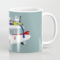 Ecto-1 Mug