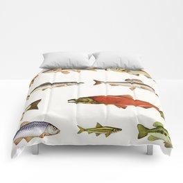 Fishing Line Comforters