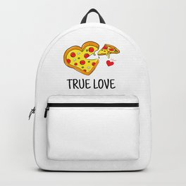 True Pizza Love Backpack