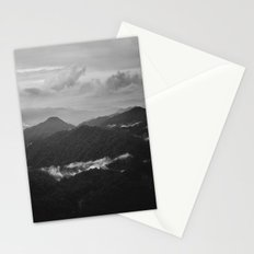a dark earth Stationery Cards