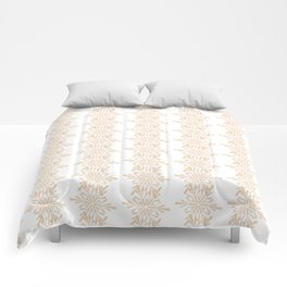 French-American pattern Comforters