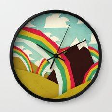 Happy happy joy joy! Wall Clock