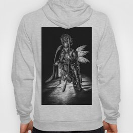 I AM A King (B/W) Hoody