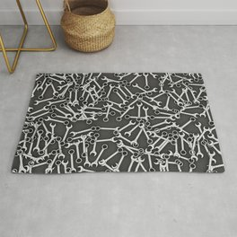 It's Spanner Time Rug