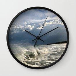 Sea Mare Mar Meer Mer Wall Clock