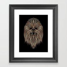 Star . Wars - Chewbacca Framed Art Print