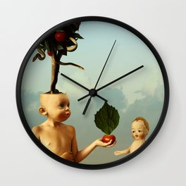 A New Breed Wall Clock