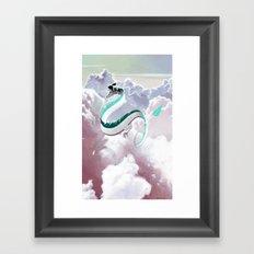 I Knew You Were Good Framed Art Print