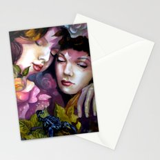 Protection Between Us Stationery Cards