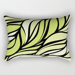 Macro texture Rectangular Pillow