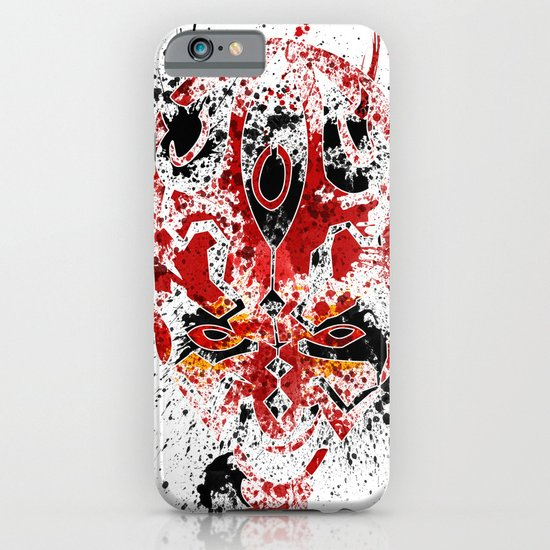Red Rage iPhone & iPod Case