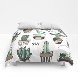 S(weet)ucculent Dreams Comforters