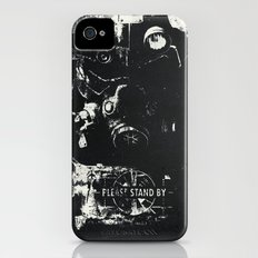 World on fire iPhone (4, 4s) Slim Case