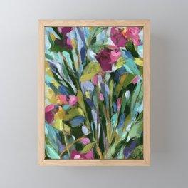 Summer Song Framed Mini Art Print