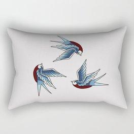 covered Rectangular Pillow