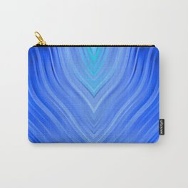 stripes wave pattern 3 c80 Carry-All Pouch
