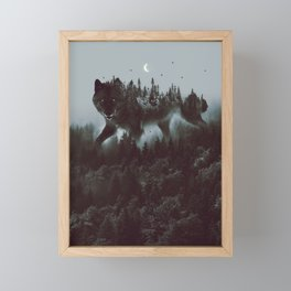 noctivagant Framed Mini Art Print