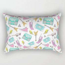 Livin in the 90s Rectangular Pillow