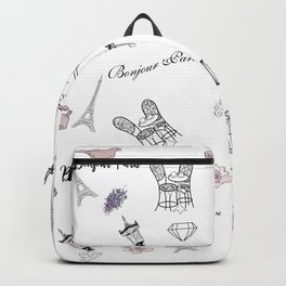Love in Paris Backpack