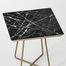 Silver Splatter 090 Side Table