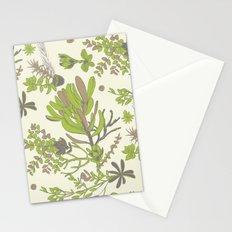 Cream Cradle Flora Stationery Cards
