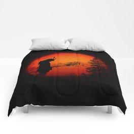 My Love Japan / Samurai warrior Comforters