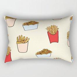 Gimme Fries Rectangular Pillow