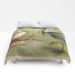 Water Birds Comforters