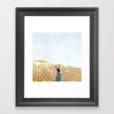 Rabbit Framed Art Print