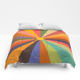 Sun - Soleil Comforters