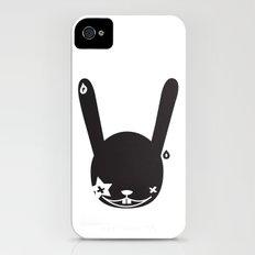 RABBIT PIERROT  iPhone (4, 4s) Slim Case