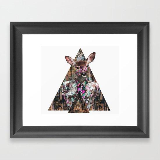 ▲BOSQUE▲ Framed Art Print