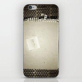 Forgive me iPhone Skin
