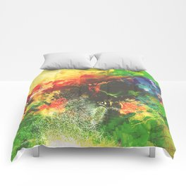 Metamorphosis Comforters