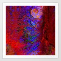 Barium 5 Art Print