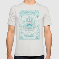 Kang the Liberator  Silver MEDIUM Mens Fitted Tee