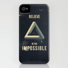 Impossible iPhone (4, 4s) Slim Case