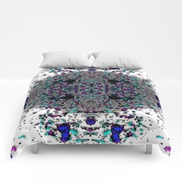 Deeply Connected Comforters