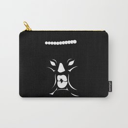 Inky Junior face Carry-All Pouch