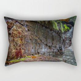 Catarata Ananda (Ananda Waterfall) Rectangular Pillow