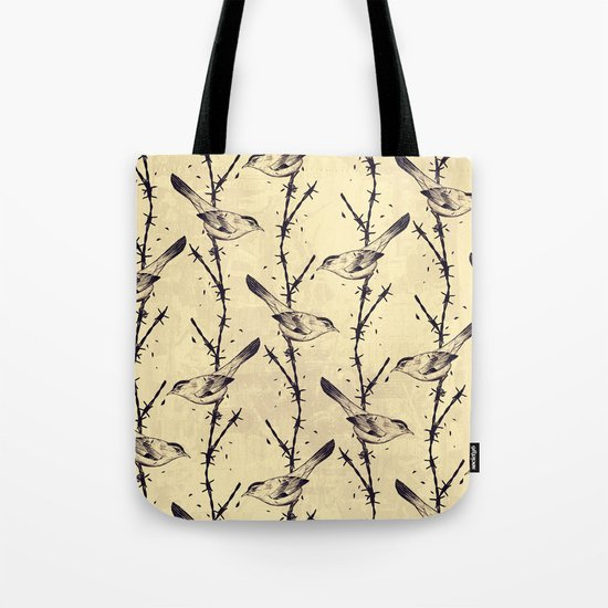 Freedom Birds Tote Bag