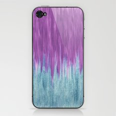 Aqua Sparkle Berry Abstract iPhone & iPod Skin