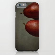 Red Pears iPhone 6s Slim Case