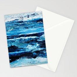 Vague à l'âme Stationery Cards