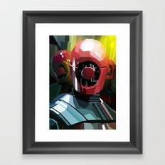SW#60 Framed Art Print