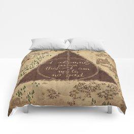 Marauder's Map - I Solemnly Swear Comforters