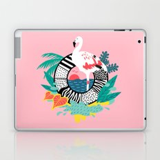 Flaming-oOO Laptop & iPad Skin