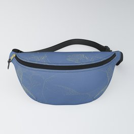 Bay Orchid Fanny Pack