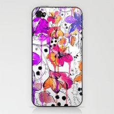 Lost in Botanica iPhone & iPod Skin