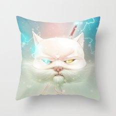 The Dark Knife Throw Pillow